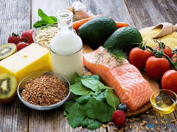 Danh sách các loại thực phẩm giúp thai nhi tăng cân nhanh chóng ảnh 3