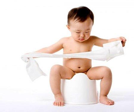 Trẻ sơ sinh khó đi ngoài – Nỗi lo của nhiều cha mẹ ảnh 2