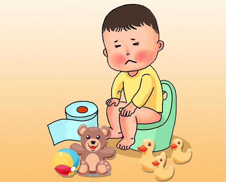 Trẻ sơ sinh khó đi ngoài – Nỗi lo của nhiều cha mẹ ảnh 3
