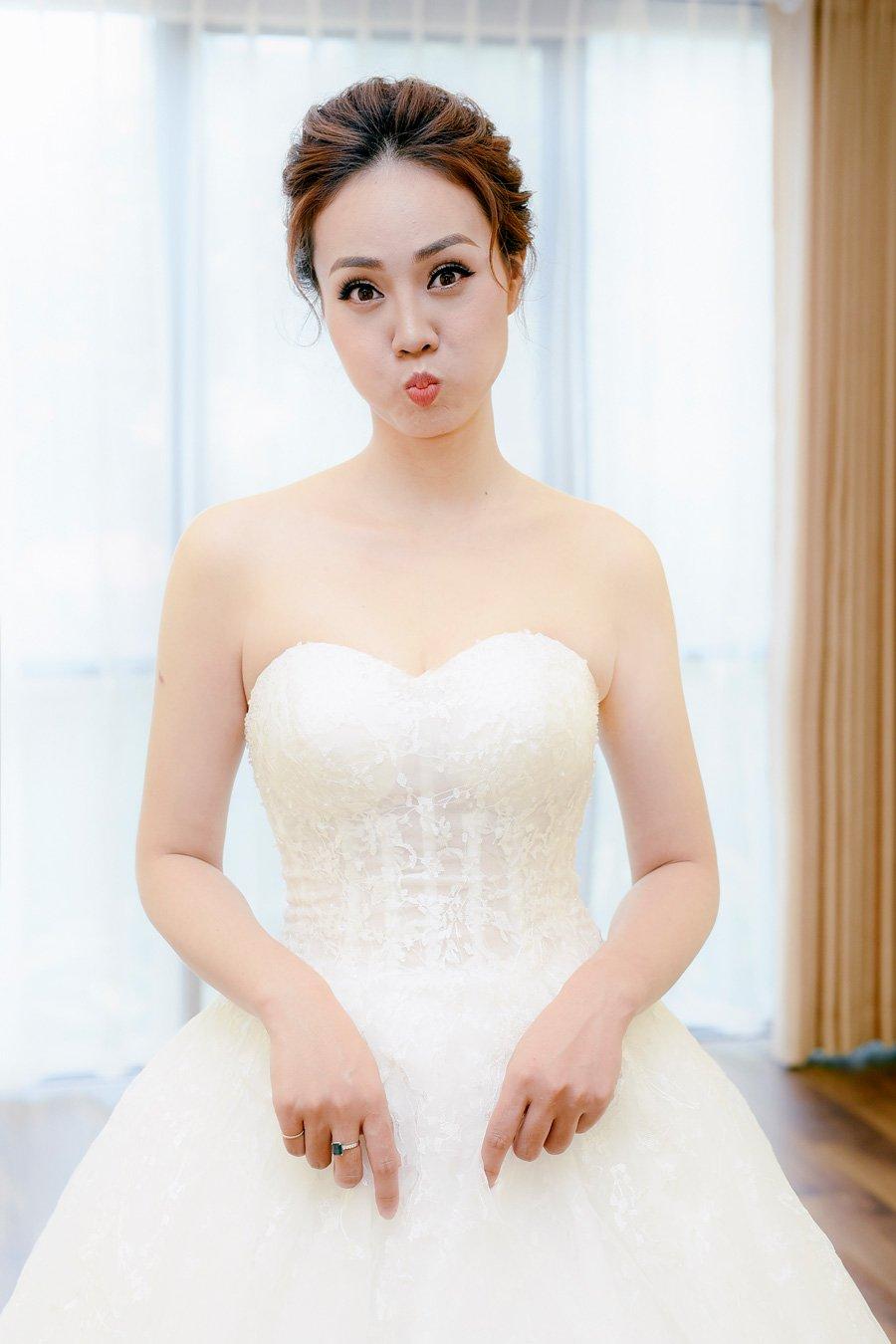 Bạn gái Công Lý đi chụp ảnh váy cưới, dân mạng xôn xao mong đợi tin vui - Ảnh 8