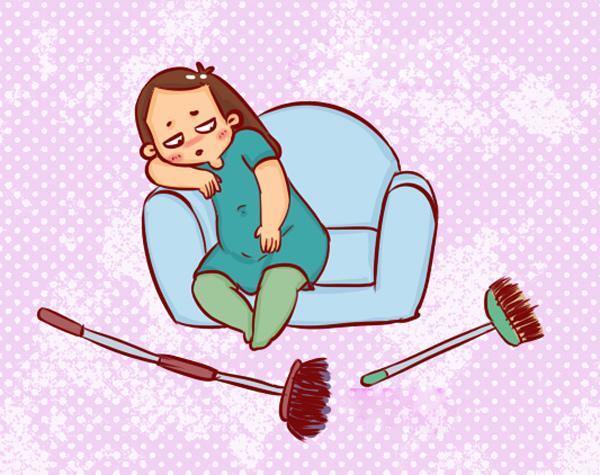 3 việc mẹ bầu càng lười biếng càng giúp thai nhi khỏe mạnh, tránh dị tật - Ảnh 2