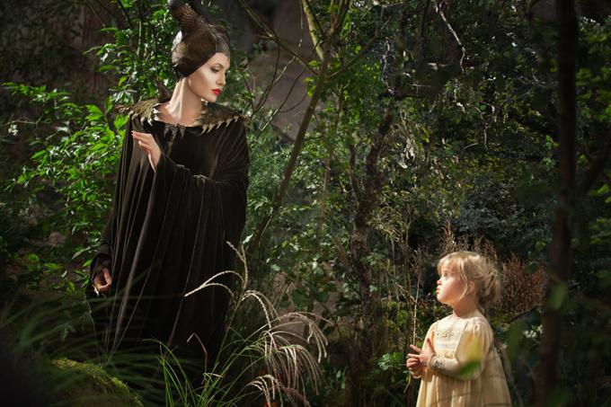 Brad Pitt phản đối cho các con đóng phim 'Tiên hắc ám 2' cùng mẹ - Ảnh 1