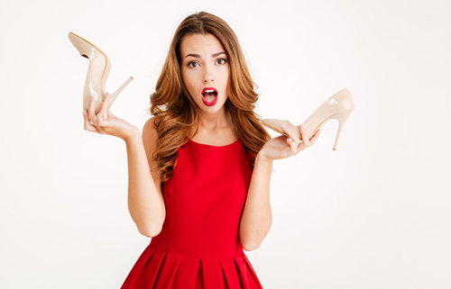 Áp dụng ngay mẹo đi giày cao gót không đau chân trong bài để đi giày cao gót thật thoải mái