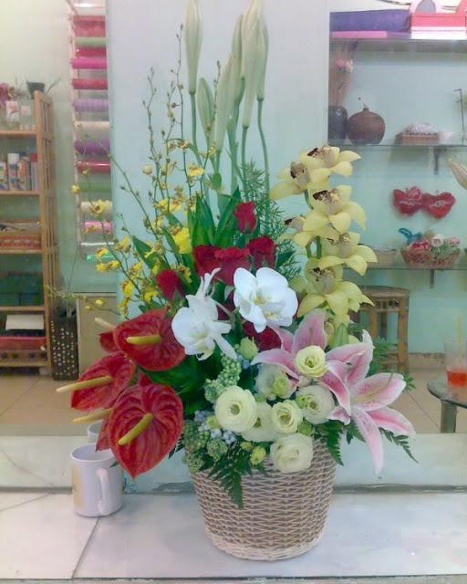 Những bài cắm hoa dự thi ngày thành lập Đoàn đẹp nhất