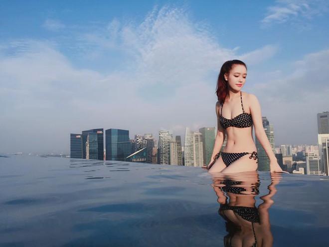 Khoe dáng nuột nà, em gái Mai Phương Thuý khiến cư dân mạng 'sốt sình sịch' - Ảnh 6