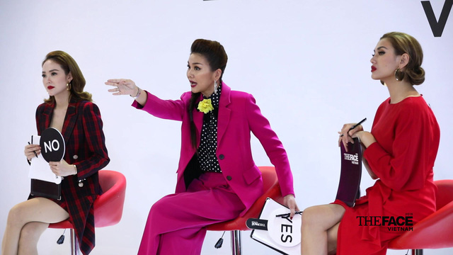 Siêu mẫu Thanh Hằng 'nổi trận lôi đình', 'dằn mặt' chỉ trích thí sinh - Ảnh 2