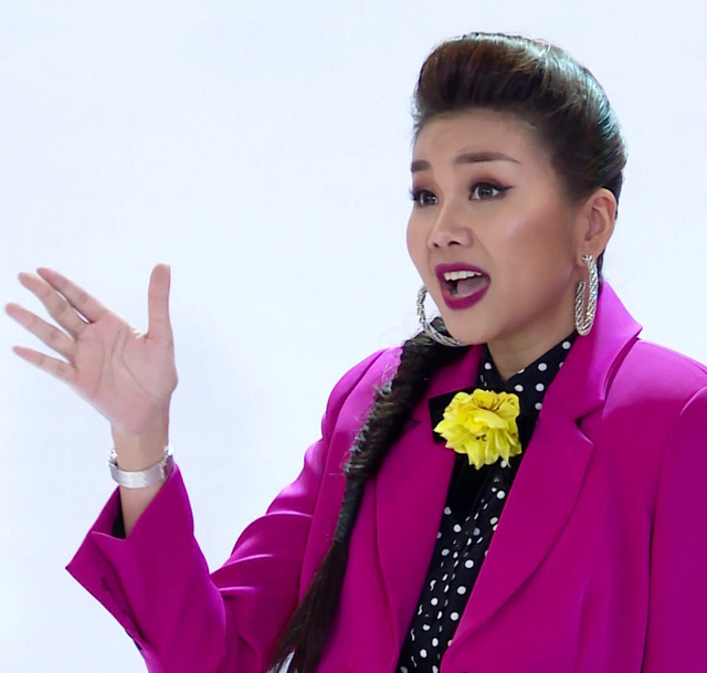 Siêu mẫu Thanh Hằng 'nổi trận lôi đình', 'dằn mặt' chỉ trích thí sinh - Ảnh 3