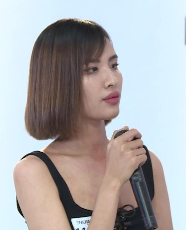 Siêu mẫu Thanh Hằng 'nổi trận lôi đình', 'dằn mặt' chỉ trích thí sinh - Ảnh 1