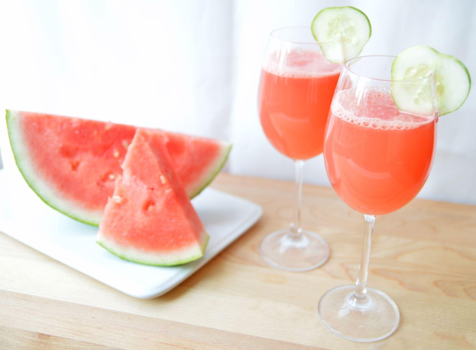Nước ép dưa hấu dễ làm, thơm ngon, hương vị hấp dẫn tại nhà