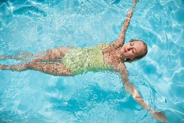 Chọn bộ đồ bơi phù hợp