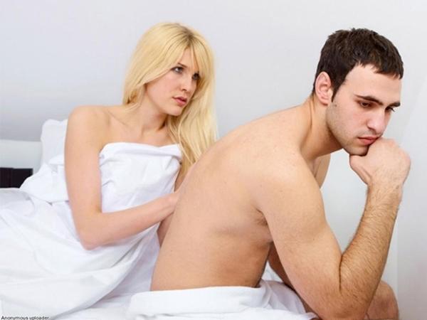 Đau khi quan hệ khiến nam giới lãnh cảm quan hệ tình dục