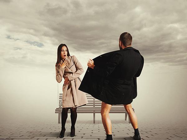 Phô dâm là hành vi lệch lạc về tình dục