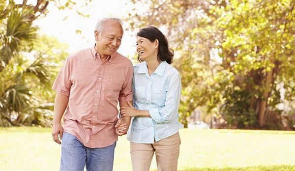 Chuyện ấy tuổi xế chiếu giúp các cặp đôi hạnh phúc hơn
