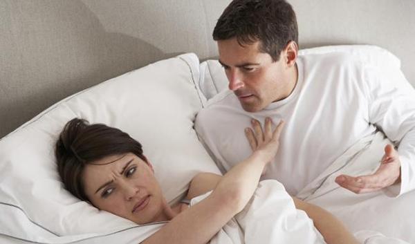 Không nên quan hệ khi cơ thể mệt mỏi