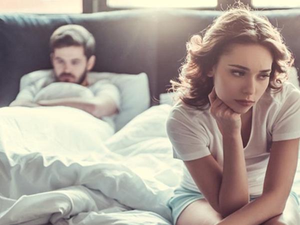 Không làm vợ thỏa mãn