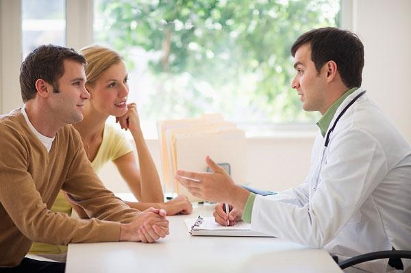 Nam giời cần đi thăm khám sớm để có cách điều trị hiệu quả