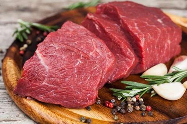 Các loại thịt đều tốt cho sinh lý