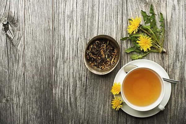 Bồ công anh có thể làm trà để uống