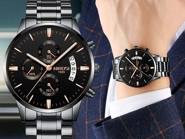 Đồng hồ mới có thể mua tặng Cha trong ngày của Cha