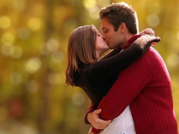 Nụ hôn được xem như là liều thuốc giảm đau