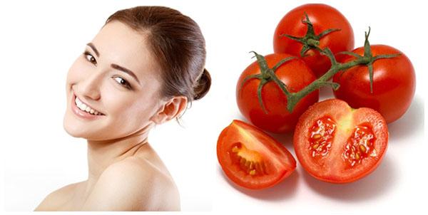 Cà chua có tác dụng làm đẹp da mặt hiệu quả