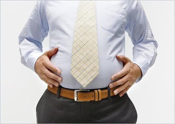 Vòng bụng càng lớn thì sự phản bội càng thấp