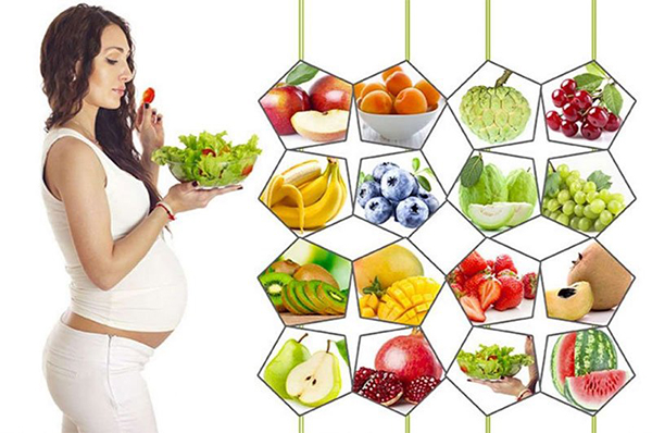 Mẹ bầu nên ăn nhiều thực phẩm giàu chất xơ để tốt cho hệ tiêu hóa