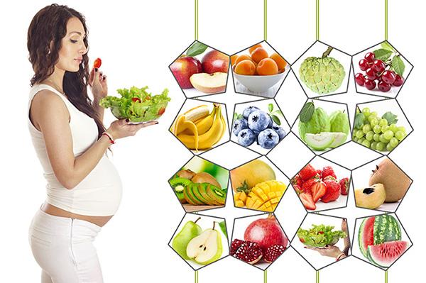 Mẹ bầu cần phải ăn nhiều trong 3 tháng đầu mang thai