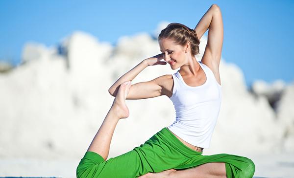 Tập yoga cũng giúp điều trị rối loạn lo âu hiệu quả