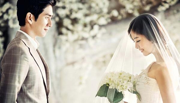 Ngày cưới chị đẹp quá khiến anh mê mẩn