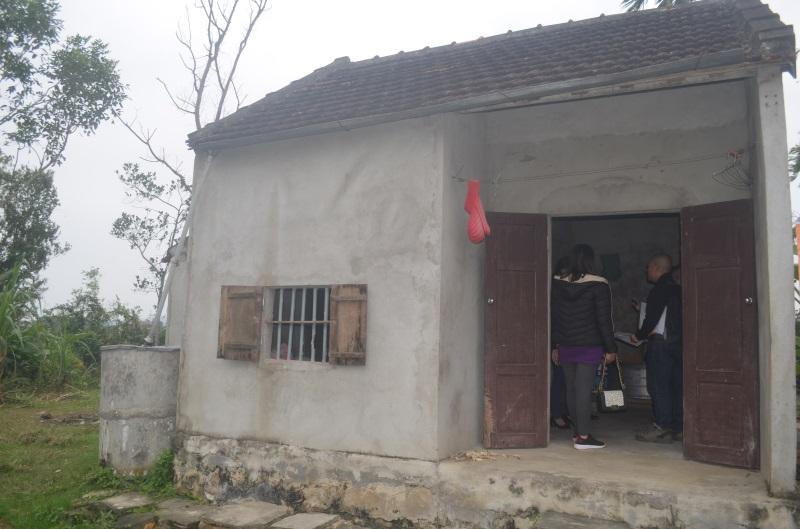 Số phận bi đát của người đàn bà mù hơn 70 năm sống cô quạnh trong căn nhà nhỏ bên cánh đồng - Ảnh 3
