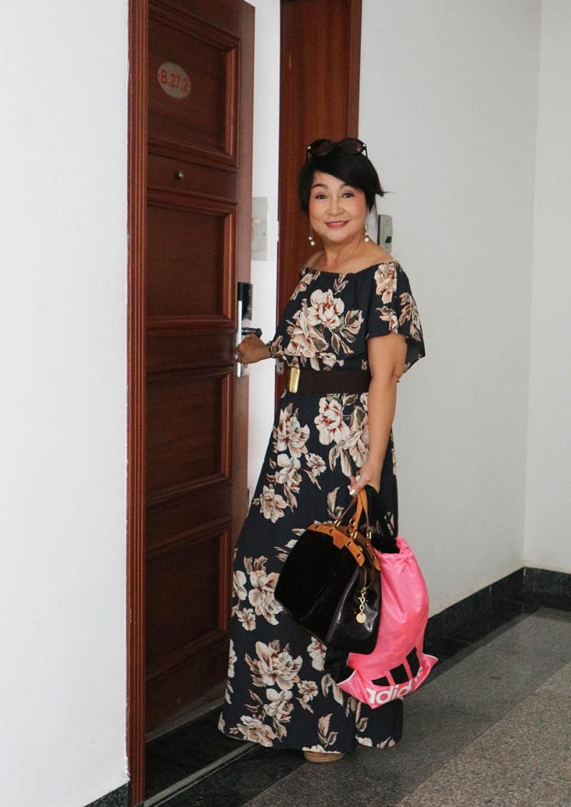 Cuộc sống giàu sang đến khó tin của nghệ sĩ Hải Lý - vợ đầu danh hài Duy Phương - Ảnh 12