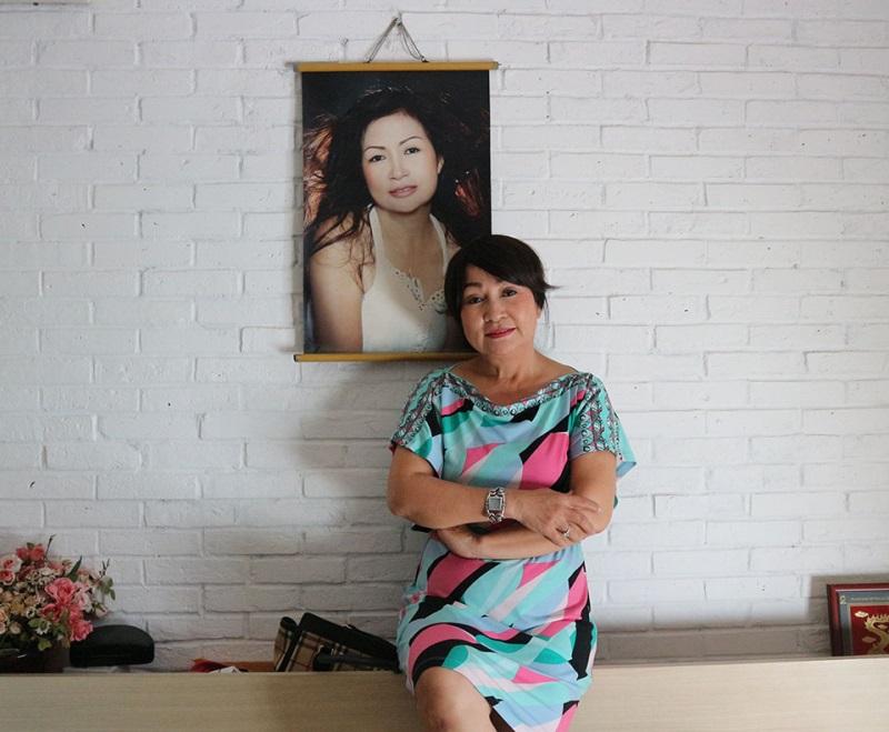 Cuộc sống giàu sang đến khó tin của nghệ sĩ Hải Lý - vợ đầu danh hài Duy Phương - Ảnh 4