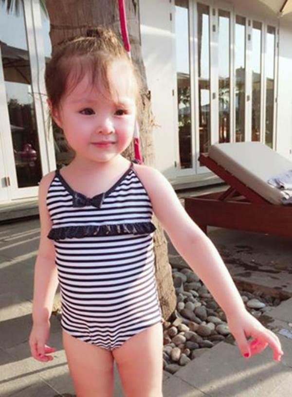 Lâu lắm Elly Trần mới khoe ảnh Cadie, nhiều người ngỡ ngàng vì cô bé đã quá lớn - Ảnh 3