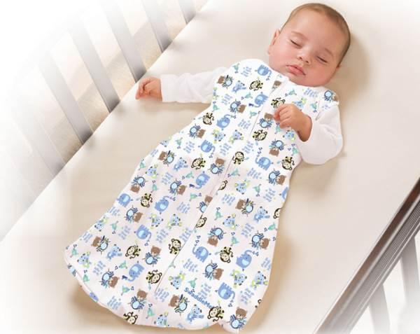'Công thức' mặc quần áo cho bé đi ngủ để con không bao giờ bị nóng hay lạnh vào ban đêm - Ảnh 2