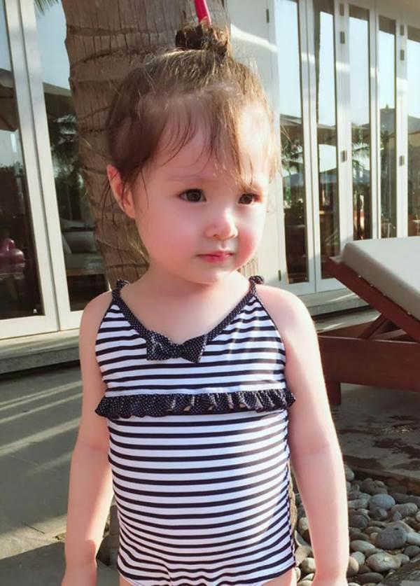 Lâu lắm Elly Trần mới khoe ảnh Cadie, nhiều người ngỡ ngàng vì cô bé đã quá lớn - Ảnh 4
