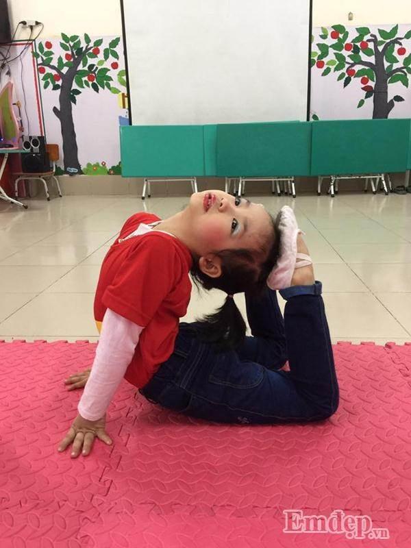 Tập yoga hàng ngày mang lại lợi ích gì cho trẻ nhỏ? - Ảnh 2