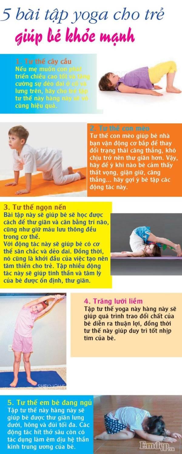 Tập yoga hàng ngày mang lại lợi ích gì cho trẻ nhỏ? - Ảnh 4