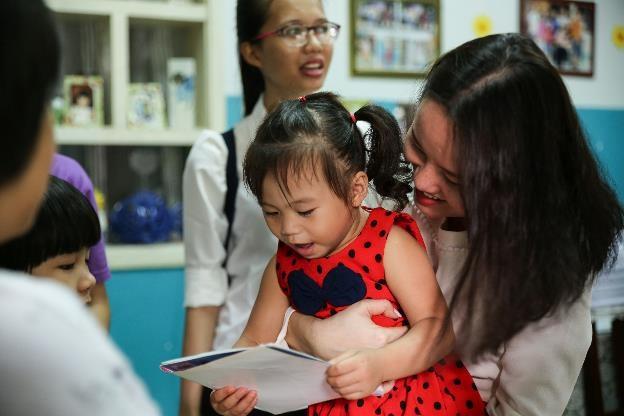 'Đã đến lúc người Việt Nam chúng ta giúp đỡ trẻ em Việt Nam' - Ảnh 3