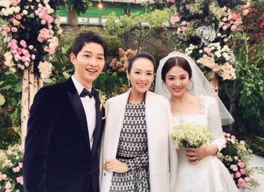 Dàn sao đình đám châu Á đến dự đám cưới Song Joong Ki - Song Hye Kyo