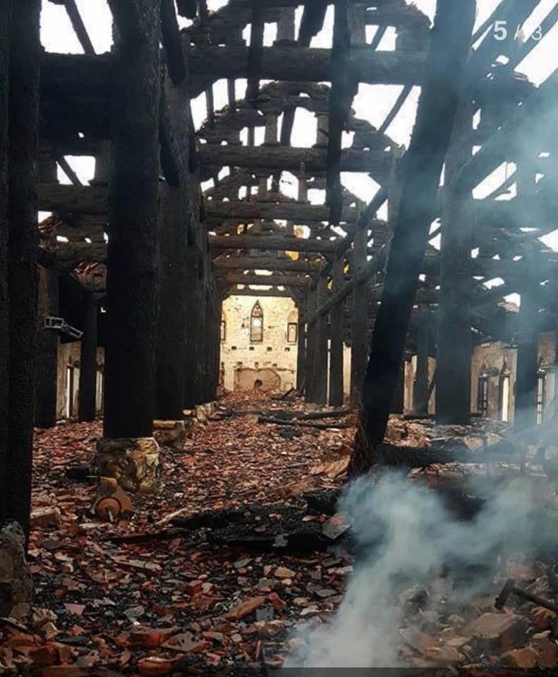 Fan nhiệt tình ủng hộ khi Mr.Đàm 'kêu cứu' giúp nhà thờ bị cháy - Ảnh 3