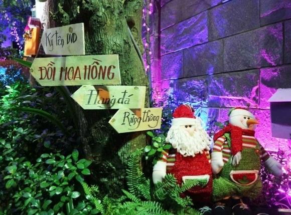 Người dân chen chúc tới biệt thự triệu đô của Đàm Vĩnh Hưng để chụp ảnh Giáng sinh - Ảnh 7