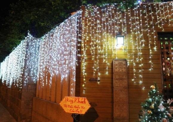 Người dân chen chúc tới biệt thự triệu đô của Đàm Vĩnh Hưng để chụp ảnh Giáng sinh - Ảnh 9