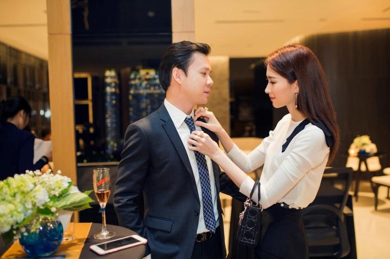 Lễ cưới của hoa hậu Đặng Thu Thảo và doanh nhân Trung Tín