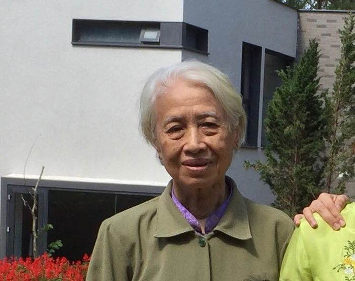 Đạo diễn Nguyễn Quang Dũng nghẹn ngào khi tìm được mẹ 80 tuổi đi lạc