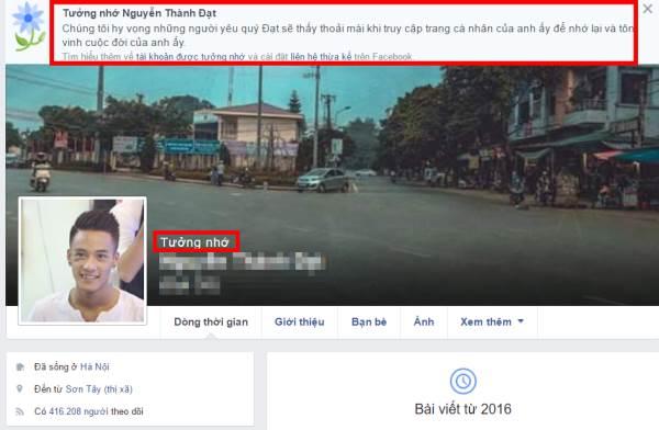 Sau 49 ngày mất, Facebook Đạt Cỏ xuất hiện điều 'kỳ lạ' này khiến ai cũng giật mình - Ảnh 6