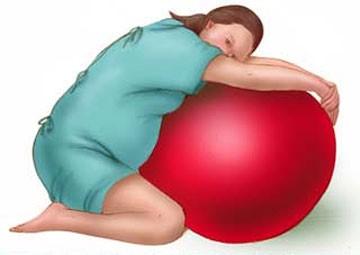 10 tư thế giảm đau khi chuyển dạ mà mẹ bầu cần biết   - Ảnh 6