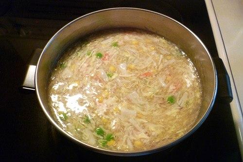 Cách làm súp cua cho bé 2 tuổi đơn giản