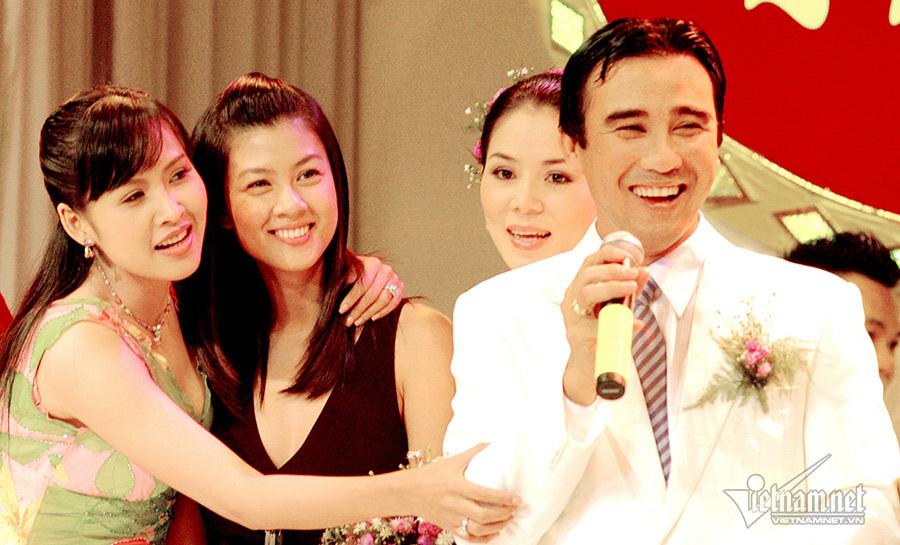 Chuyện lạ trong đám cưới Quyền Linh, Tăng Thanh Hà - Ảnh 1