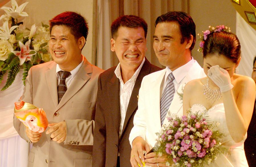 Chuyện lạ trong đám cưới Quyền Linh, Tăng Thanh Hà - Ảnh 2